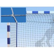 Сетка гандбольная (футзальная) 3D, без гасителя, ширина 3 м, высота 2 м, диаметр нити 2.5 мм, глубин
